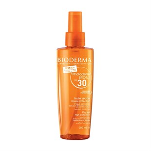 Bioderma Photoderm Bronz Brume Dry Oil Spf30 200ml