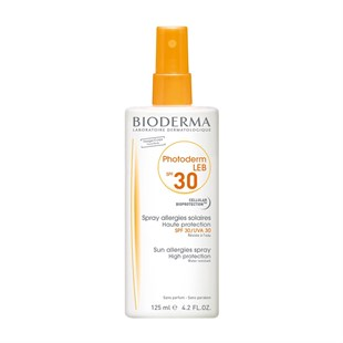 Bioderma Photoderm LEB SPF 30 UVA 30 Sprey 125 ml