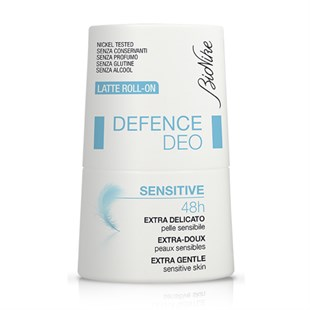 Bionike Defence Deo Sensitive 48h Latte Roll-on 50 ml
