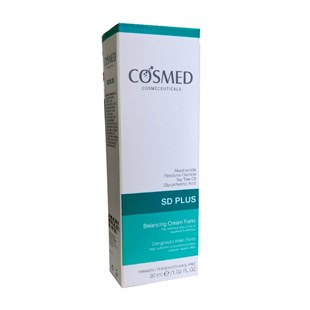 Cosmed SD Plus Dengeleyici Krem Forte 30ml