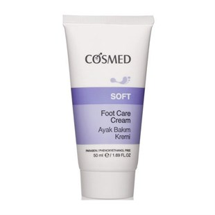 Cosmed Soft Ayak Kremi 50 ml