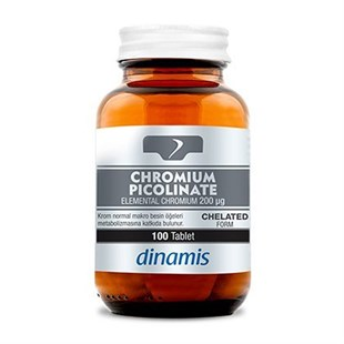Dinamis Chromium Picolinate 100 tablet