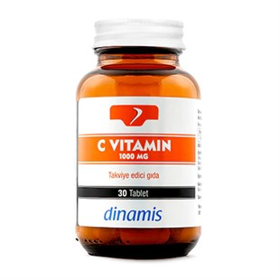 Dinamis Vitamin C 1000 mg 30 Tablet