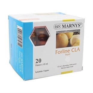 Marnys Forline Cla 20x10ml Ampül