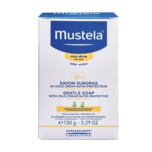 Mustela Gentle Soap With Cold Cream Nutri - Protective 150g