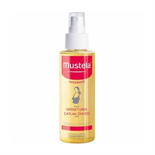 Mustela Maternite Stretch Marks Prevention Oil 105ml (Çatlak Öncesi Yağı)