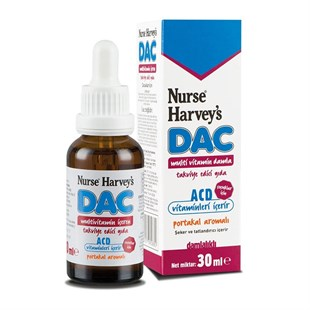 Nurse Harveys DAC 30 ml