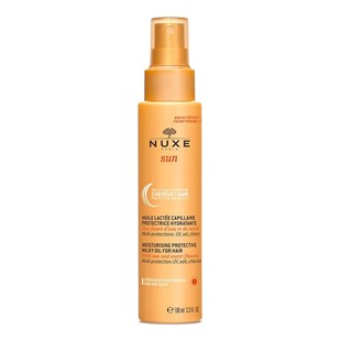 Nuxe Sun Moisturising Protective Milky Oil For Hair 100 ml