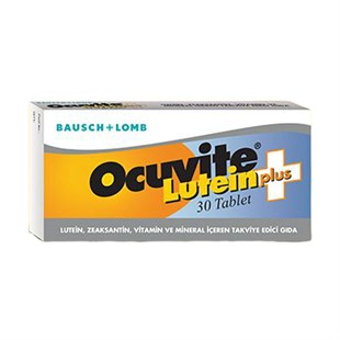 Ocuvite Lutein Plus 30 Tablet